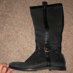 Cole Haan Genuine Leather Mid-calf boots
